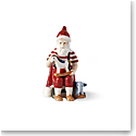 Royal Copenhagen 2019 Annual Santa Figurine