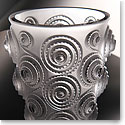 Lalique Crystal, Byzance XXL Spiral Crystal Vase, Limited Edition