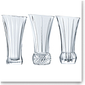 Nachtmann Spring Table Vases, Set of 3