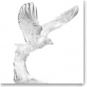 Lalique Golden Eagle Sculpture