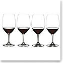 Nachtmann Vivino Bordeaux Glasses, Set of 4