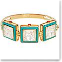 Lalique Arethuse Bracelet, Gold Vermeil