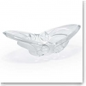 Lalique Crystal, Tourbillons Crystal Bowl, Clear