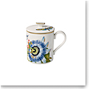 Villeroy and Boch Amazonia Mug with Lid, Single