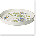 "Villeroy and Boch Amazonia Round 13"" Decorative Tray"