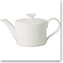 Villeroy and Boch MetroChic Blanc Small Teapot
