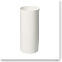 Villeroy and Boch MetroChic Blanc Tall Vase 12""