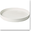 Villeroy and Boch MetroChic Blanc Round Decorative Tray 13""
