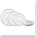 Villeroy and Boch Anmut Platinum 5 Piece Place Setting