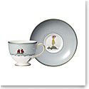 Wedgwood Sailors Farewell Teacup and Saucer Set