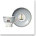 Wedgwood Sailors Farewell Teacup and Saucer Set