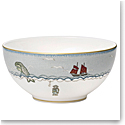 Wedgwood Sailors Farewell Soup Cereal Bowl 6""