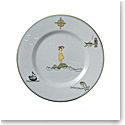 Wedgwood Sailors Farewell Accent Plate 9""