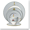 Wedgwood Sailors Farewell 5 Piece Place Setting