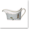 Wedgwood Sailors Farewell Sauce Boat and Stand