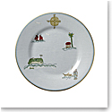 "Wedgwood Sailors Farewell 8"" Salad Plate"