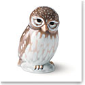 Royal Copenhagen 2020 Annual Figurine, Owl