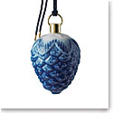 Royal Copenhagen 2020 Pinecone Ornament