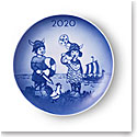 Bing and Grondahl 2020 Children's Day Plate