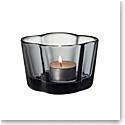 """Iittala Aalto Tealight Candlholder 2.25"""" Grey"""