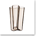 """Iittala Aalto Finlandia Vase 10"""" Linen"""