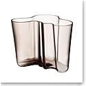"""Iittala Aalto Vase 6.25"""" Linen"""