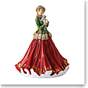 Royal Doulton Christmas Treat Figure