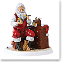 Royal Doulton Santa's Work Shop Figure