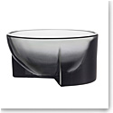 "Iittala Kuru Glass Bowl 5"" Grey"