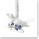 Wedgwood 2020 Annual Four Calling Birds Ornament