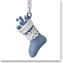 Wedgwood 2020 Figural Stocking Ornament