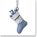 Wedgwood 2020 Figural Stocking Ornament