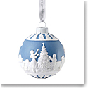 Wedgwood 2020 Dressing the Tree Ball Ornament