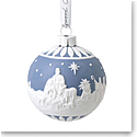 Wedgwood 2020 Nativity Ornament