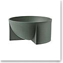 """Iittala Kuru Ceramic Bowl 9.5"""" Moss Green"""
