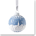 Wedgwood 2020 The Christmas Sky at Night Ball Ornament