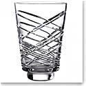 "Waterford Crystal Master Craft Aran Vase 12"""