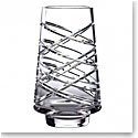 Waterford Crystal Master Craft Aran Vase 10""