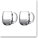 Waterford Crystal Mixology Circon Tankard Pair