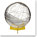 Waterford Mastercraft Stellar Celestial Globe 12""