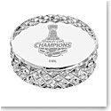 Waterford Crystal 2019 NHL St. Louis Blues Stanley Cup Championship Puck