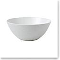 "Wedgwood Gio Pearl Bowl 6.3"""