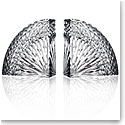Waterford Quadrant Bookends, Pair