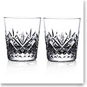 Waterford Woodmont DOF Tumbler, Pair