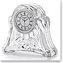 Waterford Abbey Crystal Clock