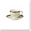 Wedgwood Cornucopia Teacup and Saucer