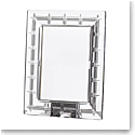 "Marquis by Waterford Crosby 5x7"" Picture Frame"