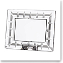 "Marquis by Waterford Crosby 4x6"" Picture Frame, Horizontal"