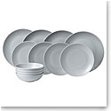 Royal Doulton Gordon Ramsay Maze Maze Light Grey 12-Piece Set