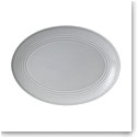 Royal Doulton Gordon Ramsay Maze Light Grey Oval Platter